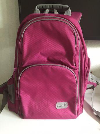 Портфель, + пенал в подарок! рюкзак школьный, кайт, Kite