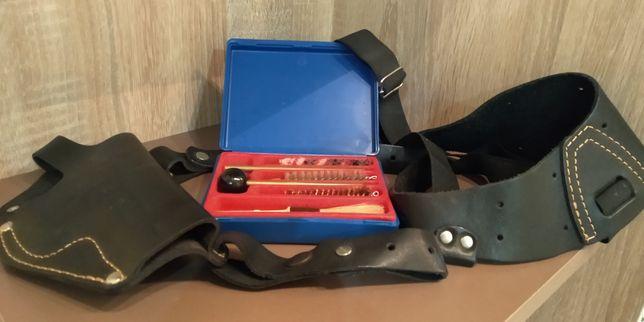 Кобура для пистолета форт и набор для чистки пистолета
