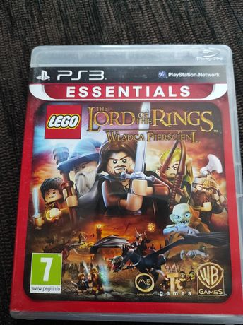 PS 3 Lego - Lord of the Rings
