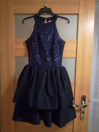 Sukienka Bicotone, rozkloszowana jak Nowa
