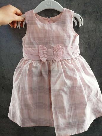 Sukienki 12-18 miesięcy 2 szt