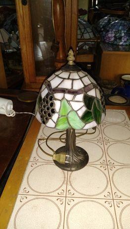 Lampa stojąca tiffany