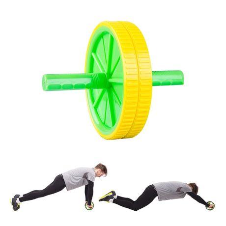 Podwójny Wałek urządzenie do ćwiczeń fitness inSPORTline AB Roller AR