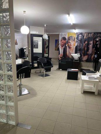 Salão de cabeleireiro para trespasse