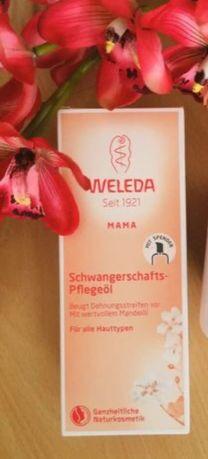 Weleda Mama Schwangerschafts-Pflegeöl Olejek do ciała * 100ml
