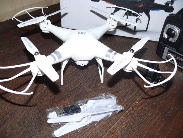 Квадрокоптер SH5W с камерой WiFi 2МП и подсветкой, 39х39 см