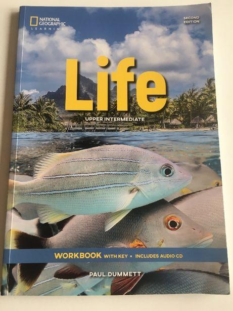 LIFE upper intermediate, workbook, second edition
