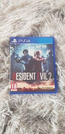 Gra Resident Evil 2 ps4 pl