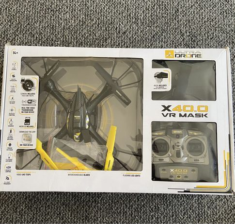 Ultra Drone X40.0 VR Mask
