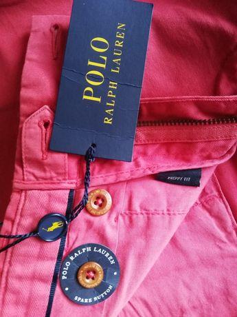 Spodnie męskie Polo Ralph Lauren 33/32 pas 42 cm