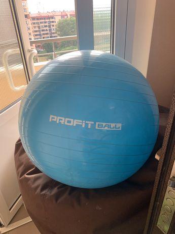 Мяч для фитнесса и при беременности