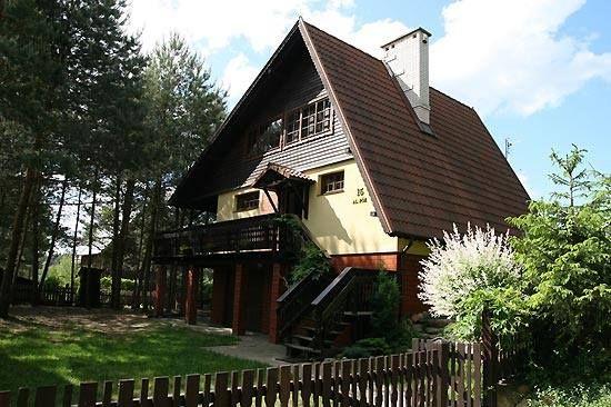 Mariajanka - Dom do wynajęcia na Mazurach