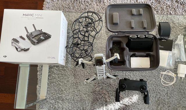 Dron DJI Mavic Mini - Fly More Combo
