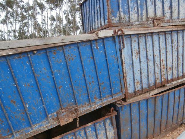 Caldeiros Metálicos Ferro para Gruas / Guinchos - Usado
