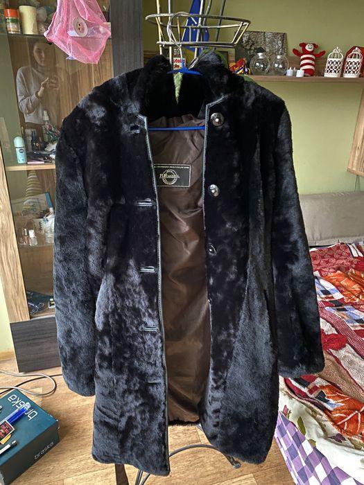 Шуба Fur Natural Мутон в отличном состоянии Киев - изображение 1