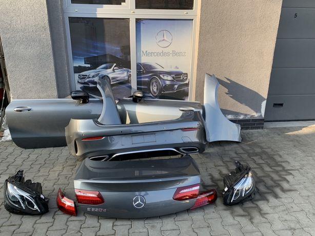 Мерседес e 238 coupe купе бампер крыло дверь разборка