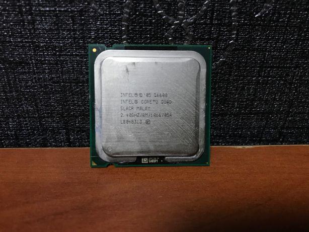 Процессор 4 ядра Intel Core 2 Quad Q6600 775