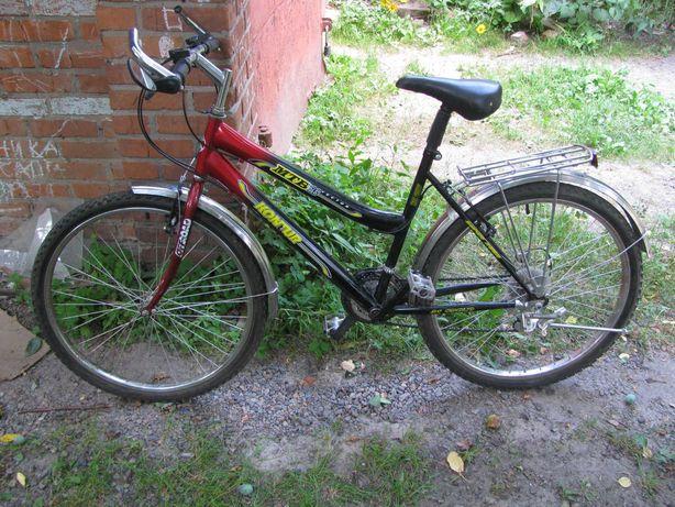 """Велосипед MTB Vector взрослый с низкой рамой, можно женский Колесо 26"""""""