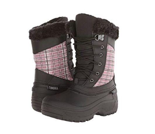 Детские зимние ботинки Tundra Rena
