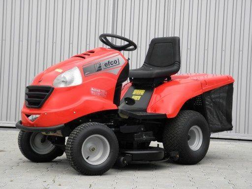 Traktorek Kosiarka EFCO 18 kM (020603) - Baras