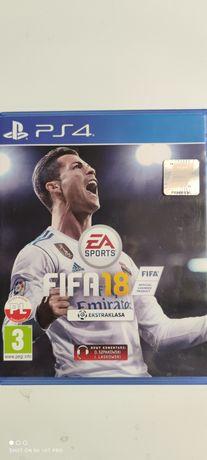 Sprzedam grę na PS4 FIFA 18