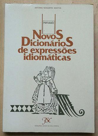 novos dicionários de expressões idiomáticas