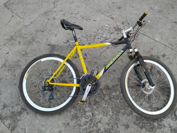 """продам велосипед мтб 26"""".мерида."""