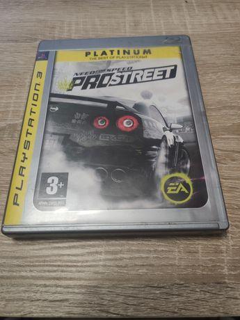 Need for speed pro street PS3 Polska wersja PL
