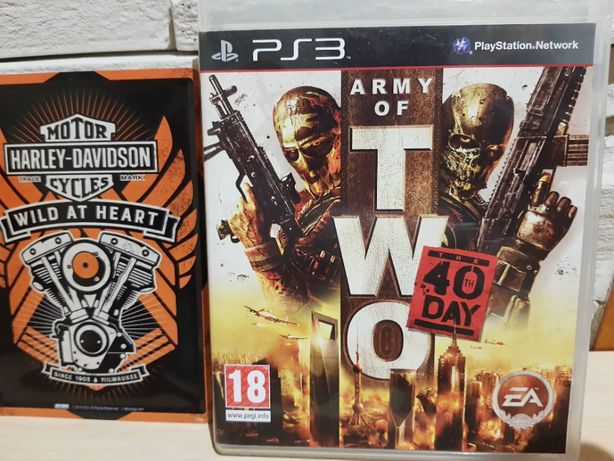 Ps3 Army Of Two 40 Day