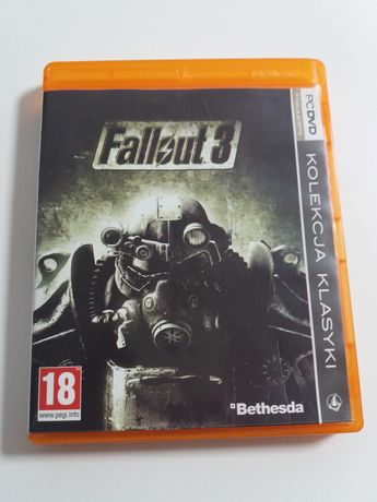 Follout 3 gra na PC