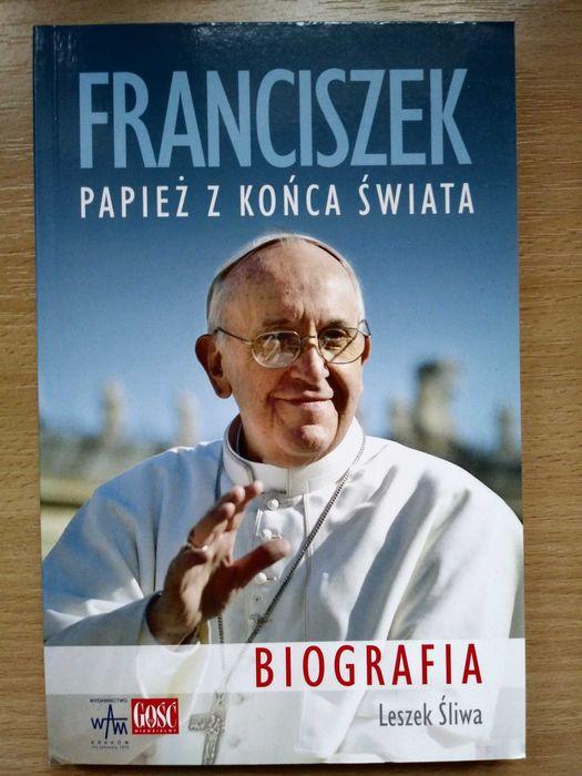 L. Śliwa: Franciszek papież z końca świata Świebodzin - image 1