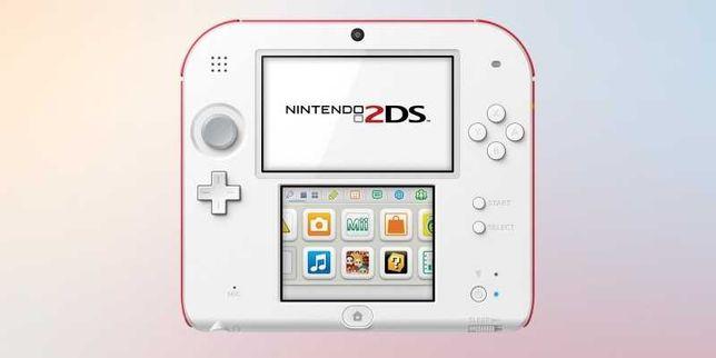 Nintendo 2 DS...