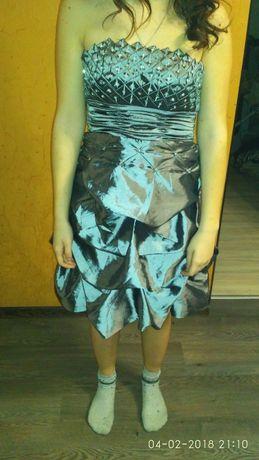 Платье для девочки 9-13лет