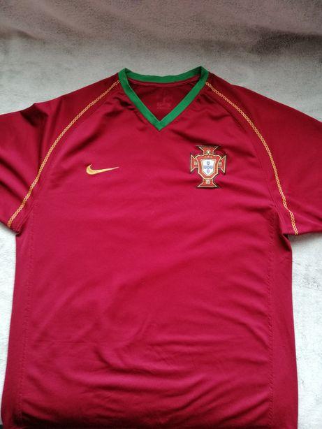Tshirt koszulka nike Portugalia r. S