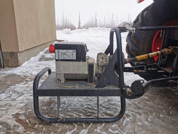 Agregat prądotwórczy generator prądu na WOM