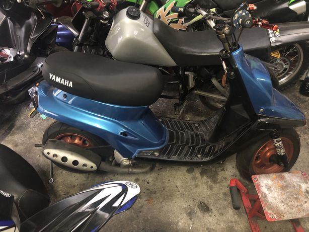 Yamaha Bws Original motor Aerox