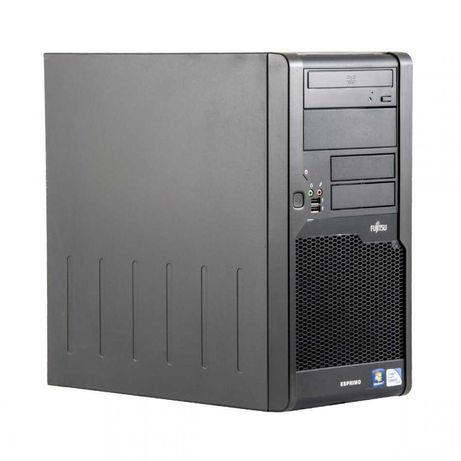 Системный блок Fujitsu / E8400 / 6Gb DDR3 / HDD 250 / Windows 10 Pro