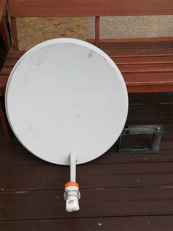 Czasza satelitarna z konwekterem