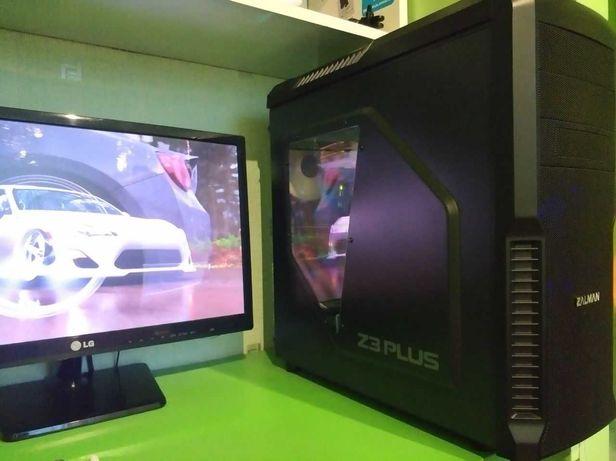 ПК Системный блок FX 6300 16GB 500GB ASUS ROG STRIX GAMING GTX1060 6GB