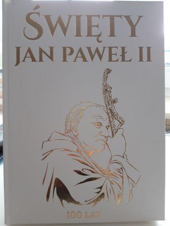 Święty Jan Paweł II. 100 lat