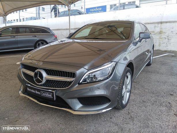 Mercedes-Benz CLS 350 ver-d