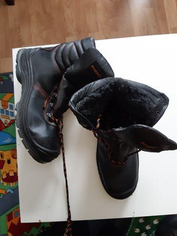 Buty zimowe Protect robocze r46 nowe