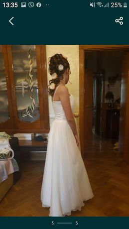 Платье для любого события доя девочки 10-14.Сзади шнуровка