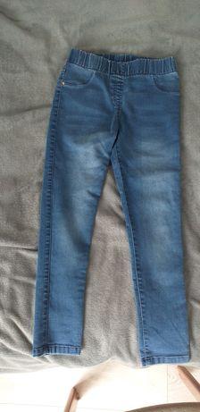 Modne spodnie dziewczęce