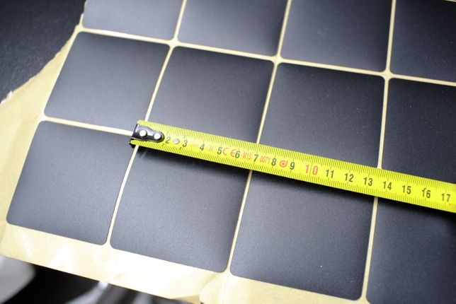 Naklejka ochronna 3m 6.5 x 6.5cm