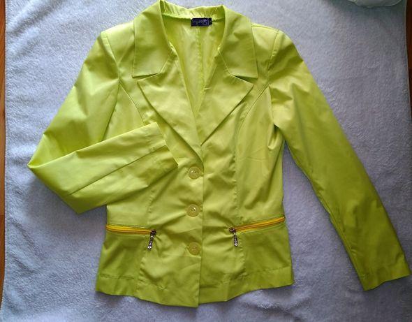 Красивый нарядный пиджак жакет 44-46 р
