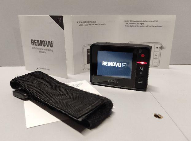 REMOVU R1 Pilot Bezprzewodowy do GoPro !