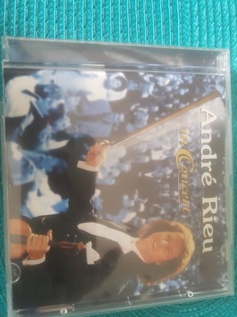 """Andre Rieu- Cd ,,In Concert"""""""