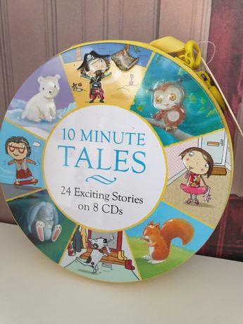 10 Minute Tales 8CD Piosenki Dla Dzieci , Muzyka Płyta , płyty Album