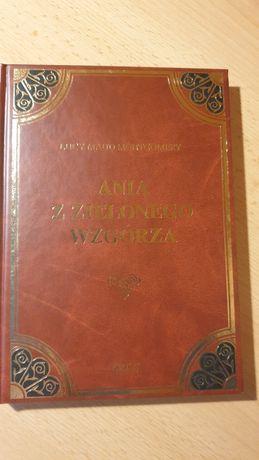 Ania z Zielonego Wzgórza Lucy Maud Montgomery książka Greg